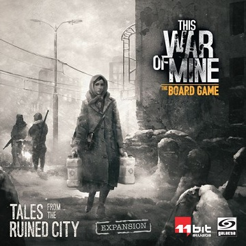 This war of mine - Tales from the ruined city (anglais) | Extension