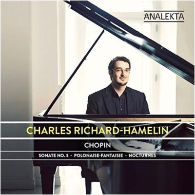 CHARLES-RICHARD HAMELIN - CHOPIN | CD de musique