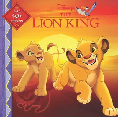 Disney : The Lion King | Picture books