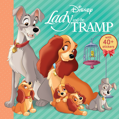 Disney : Lady and the Tramp | Picture books