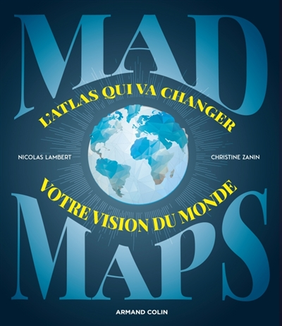 Mad maps | 9782200625825 | Pays