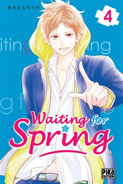 Waiting for spring T.04 | 9782811640965 | Manga adulte