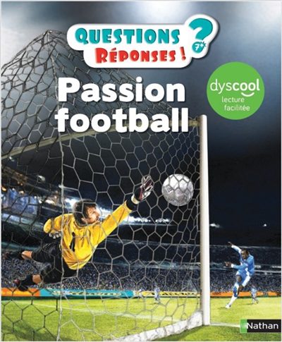 Passion football | 9782092593356 | Documentaires
