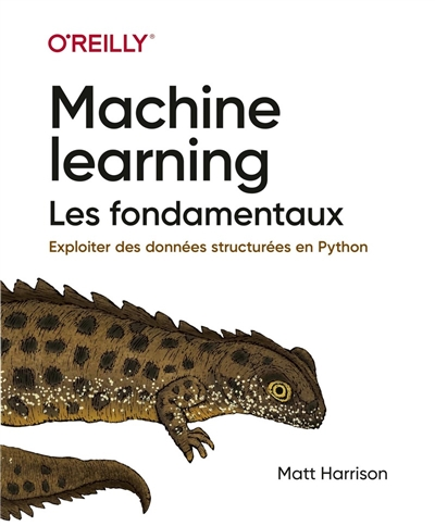 Machine learning | 9782412056028 | Informatique