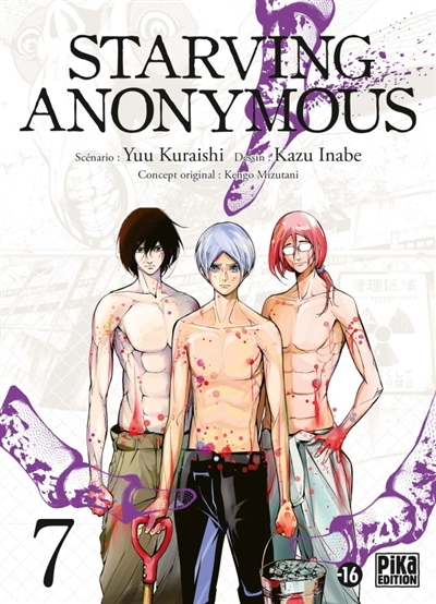 Starving anonymous T.07 | 9782811654115 | Manga adulte
