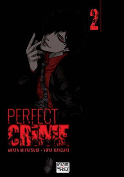 Perfect crime T.02 | 9782756086699 | Manga adulte