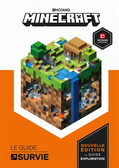 Minecraft, le guide survie | 9782075139090 | Informatique