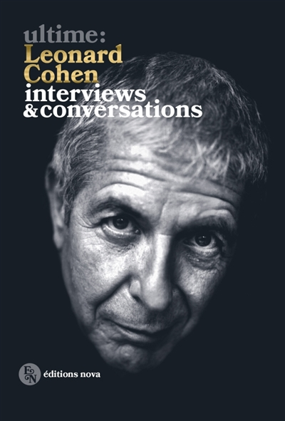 Leonard Cohen : interviews & conversations | 9791096681204 | Arts