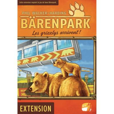 Baren Park - Extension - Les grizzlis arrivent | Extension