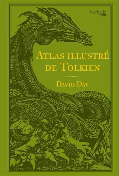 Atlas illustré de Tolkien | 9782017093992 | Arts