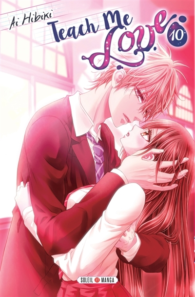 Teach me love T.10 | 9782302070059 | Manga adulte