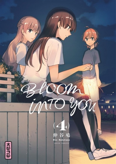 Bloom into you T.04 | 9782505079514 | Manga adulte