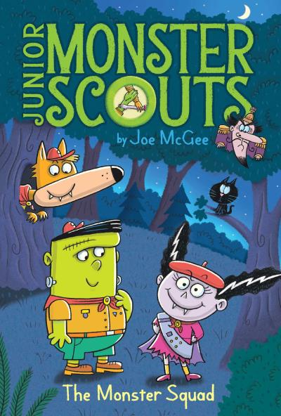 Junior Monster Scouts T.01 - The Monster Squad | 6-8 years old