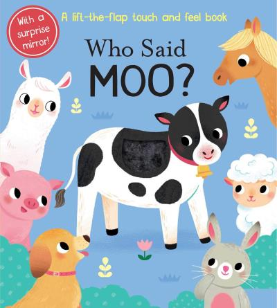 Who Said Moo? | Picture books