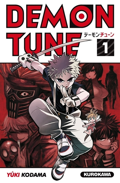 Demon tune T.01 | 9782368527825 | Manga adulte