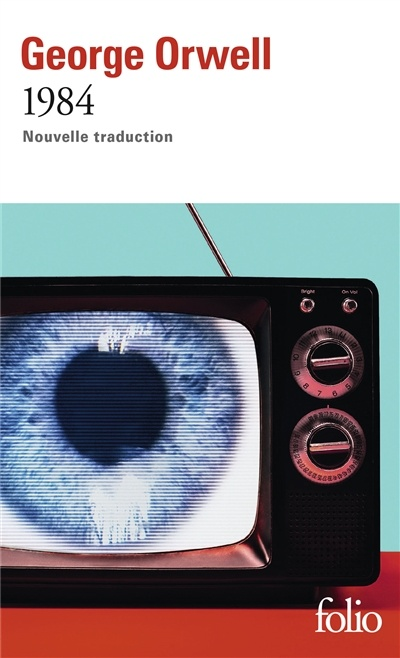1984 | 9782072878497 | Science-Fiction et fantaisie