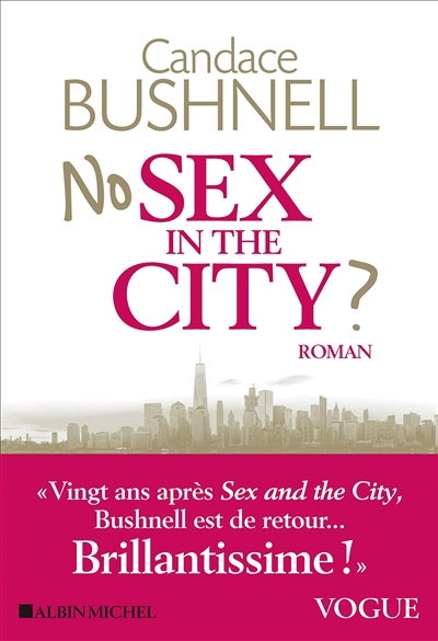 No sex in the city? | 9782226444646 | Romans édition étrangère
