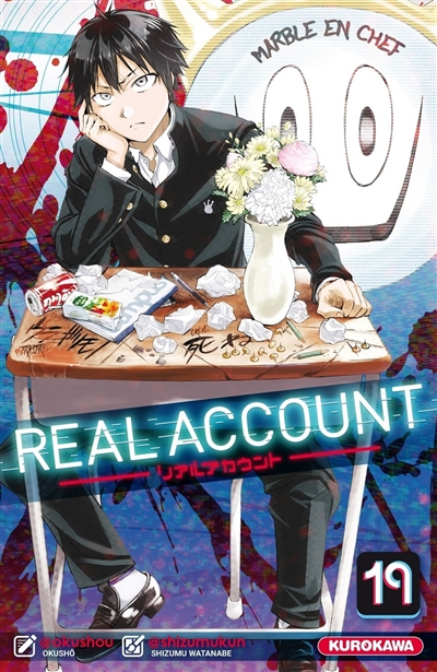 Real account T.19 | 9782368529294 | Manga adulte