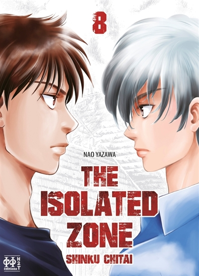 The isolated zone T.08 | 9782377772308 | Manga adulte