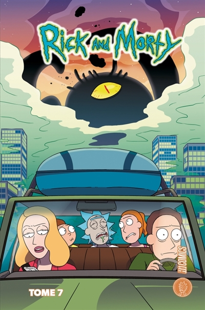 Rick and Morty T.07 | 9782378872434 | BD adulte