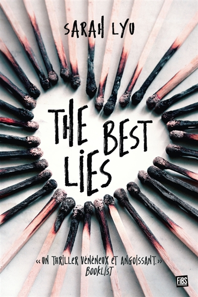 The best lies | 9782362316036 | Romans 15 à 17 ans
