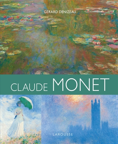 Claude Monet | 9782035979964 | Arts