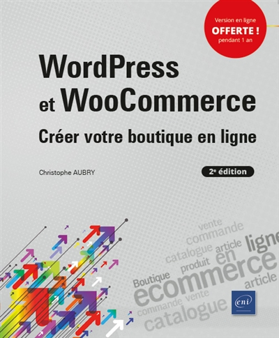 WordPress et WooCommerce | 9782409024542 | Informatique