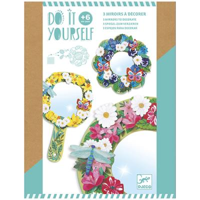 Do it yourself - Mosaïques et autocollants - Jolies fleurs  | Bricolage divers