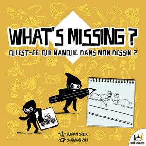 What's Missing? (FR) | Jeux d'ambiance