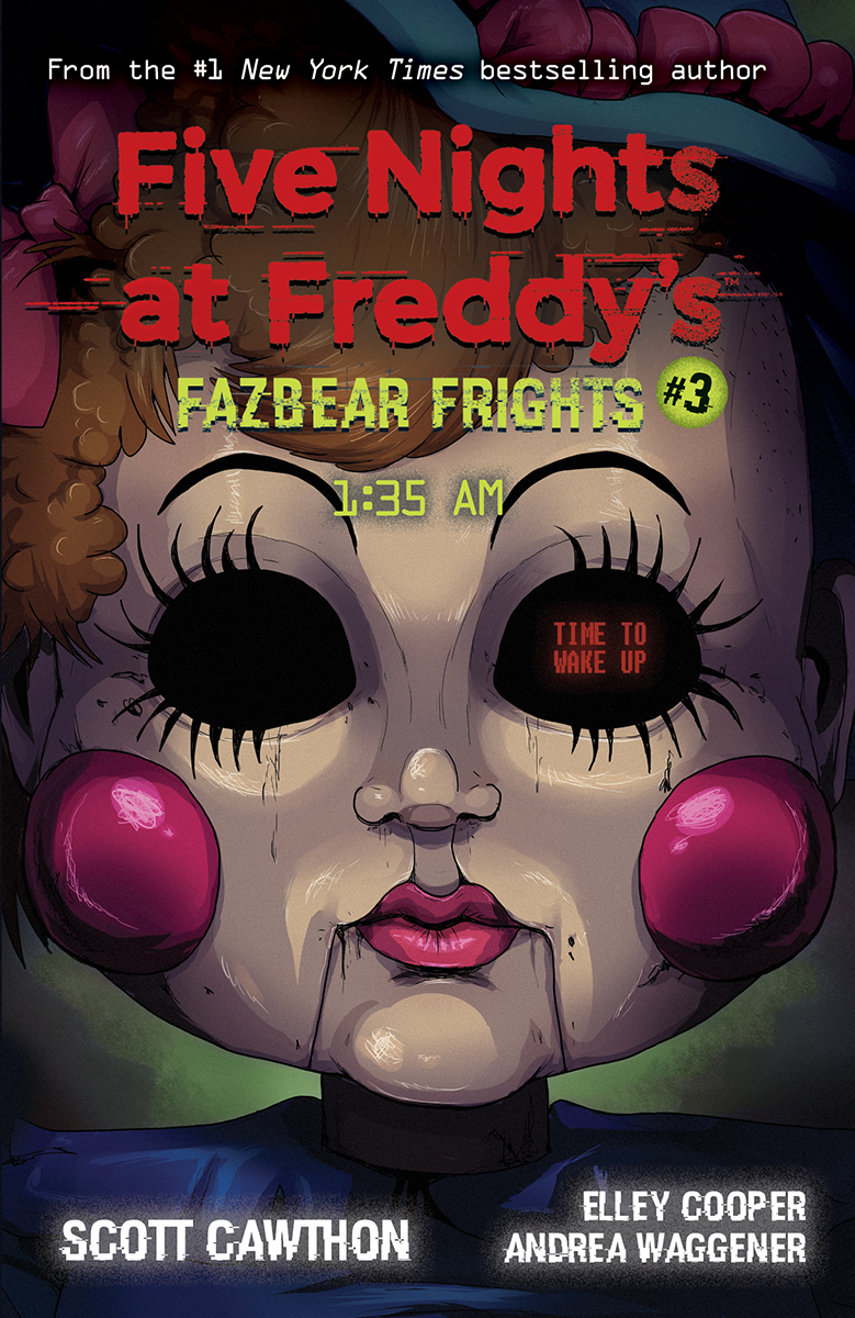 1:35AM (Five Nights at Freddy's: Fazbear Frights #3) | Young adult