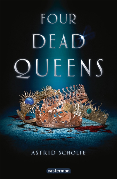 Four dead queens | 9782203021716 | Romans 15 à 17 ans