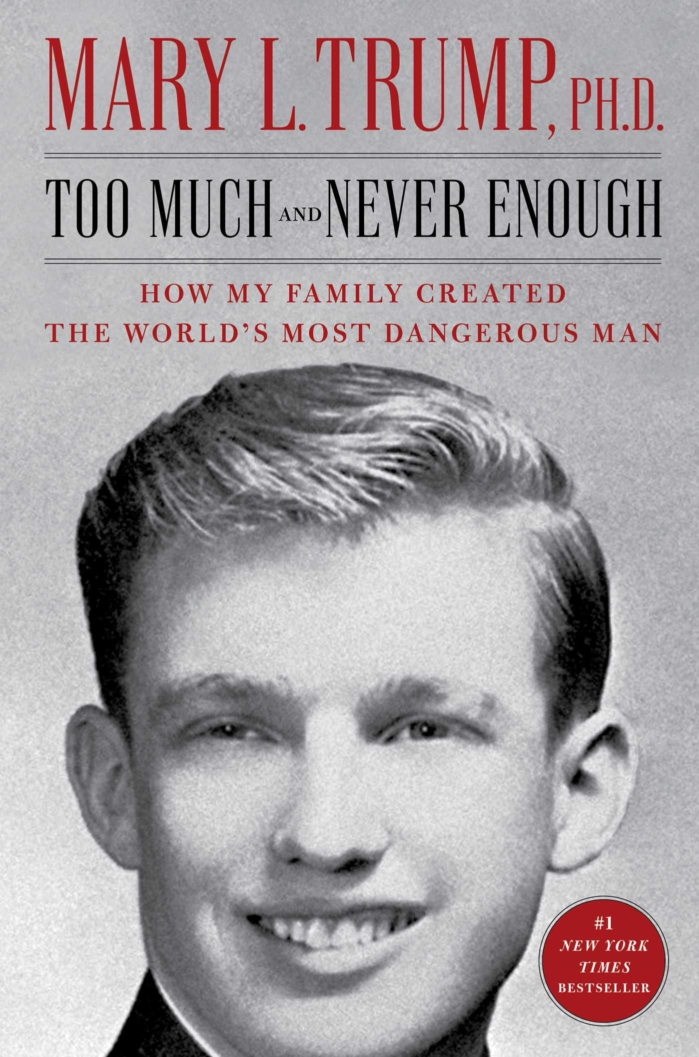 Too Much and Never Enough : How My Family Created the World's Most Dangerous Man | History & Society