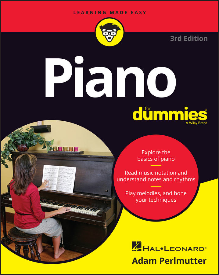 Piano For Dummies, 3rd Edition | Fine Arts