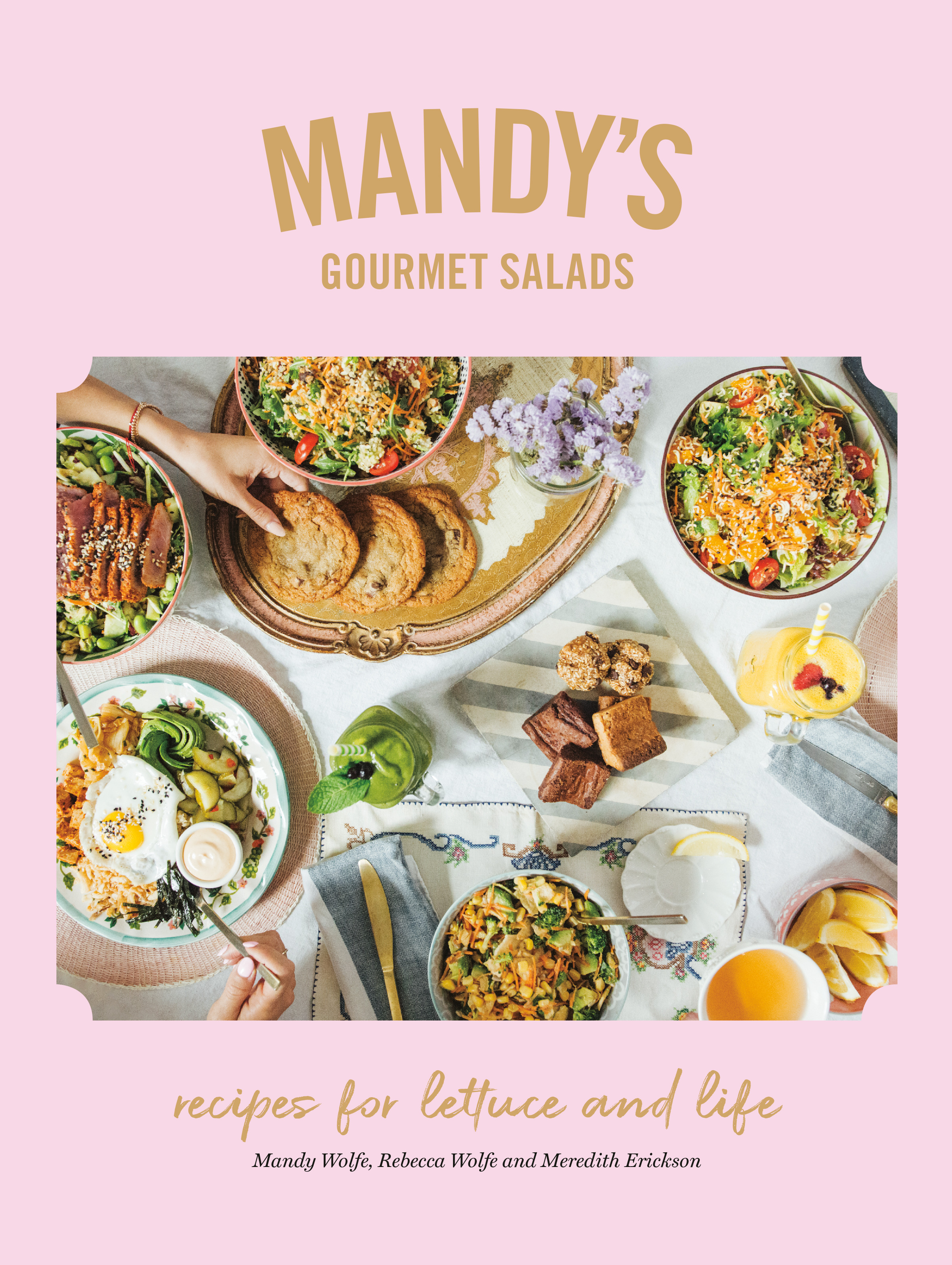 Mandy's Gourmet Salads : Recipes for Lettuce and Life | Cookbook