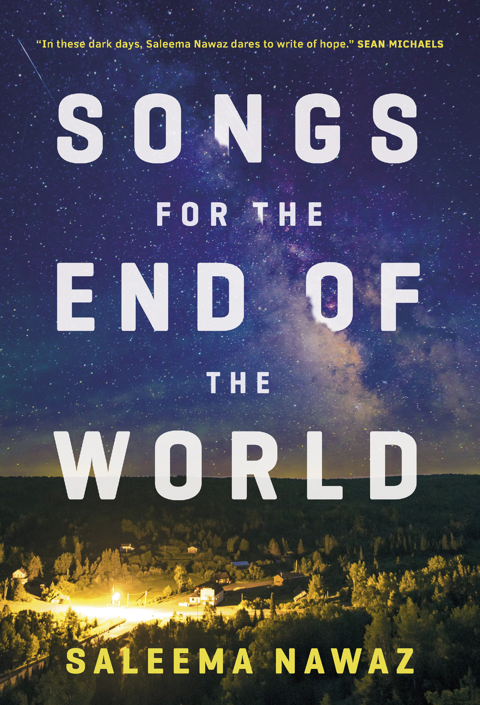 Songs for the End of the World | Science-fiction & Fantasy