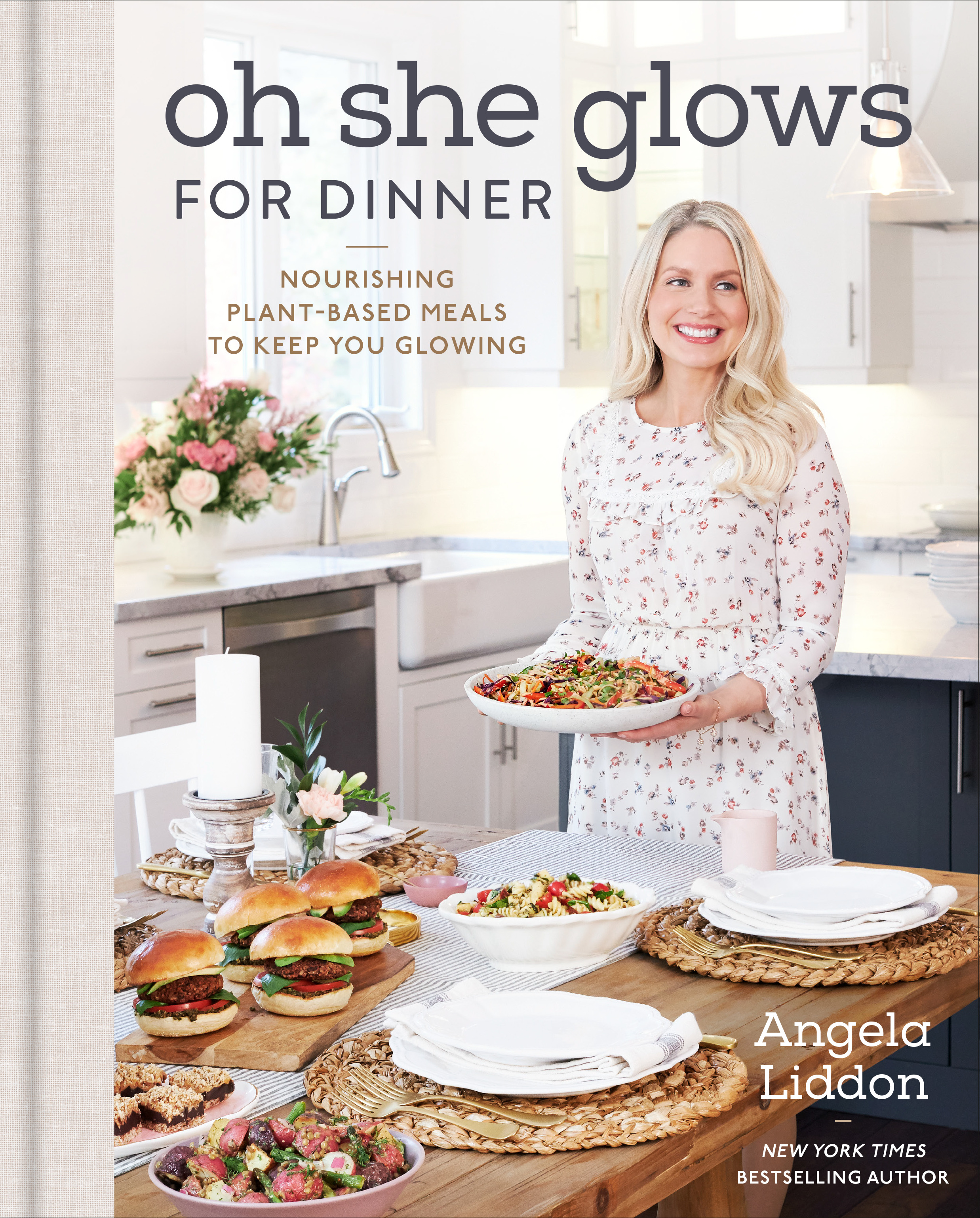 Oh She Glows for Dinner : Nourishing Plant-Based Meals to Keep You Glowing | Cookbook