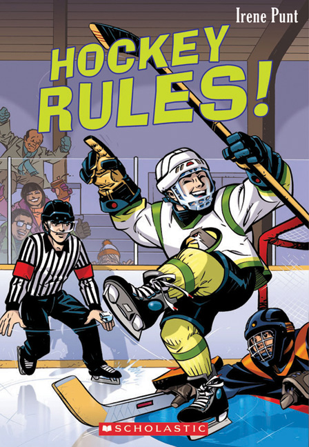 Hockey Rules! | 6-8 years old