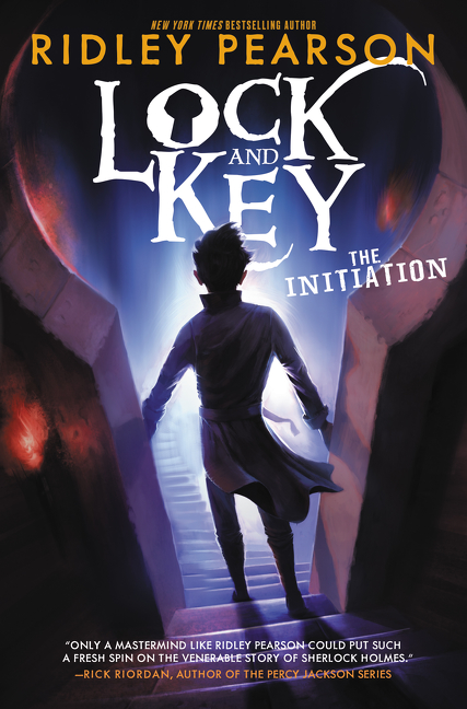 Lock and Key T.01 - The Initiation | 9-12 years old
