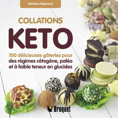 Collations Keto  | 9782896546527 | Nutrition