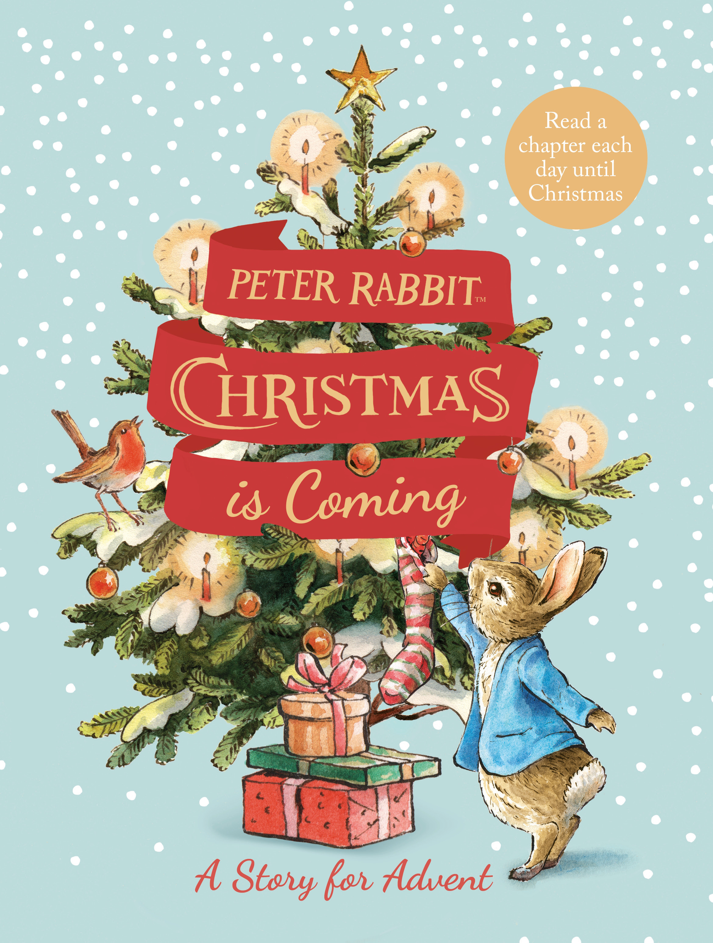 Peter Rabbit: Christmas is Coming : A Christmas Countdown Book | Picture books