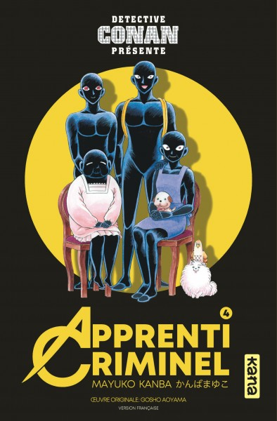 Apprenti criminel T.04 | 9782505083610 | Manga adulte