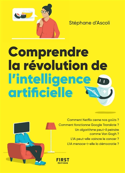 Comprendre la révolution de l'intelligence artificielle | 9782412055915 | Sciences