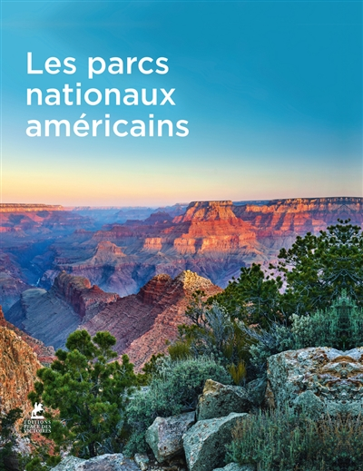 American national parks | 9782809917994 | Pays