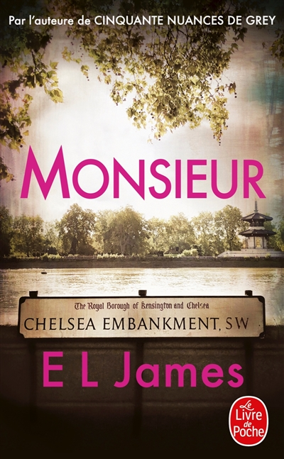 Monsieur | 9782253262404 | New Romance | Érotisme
