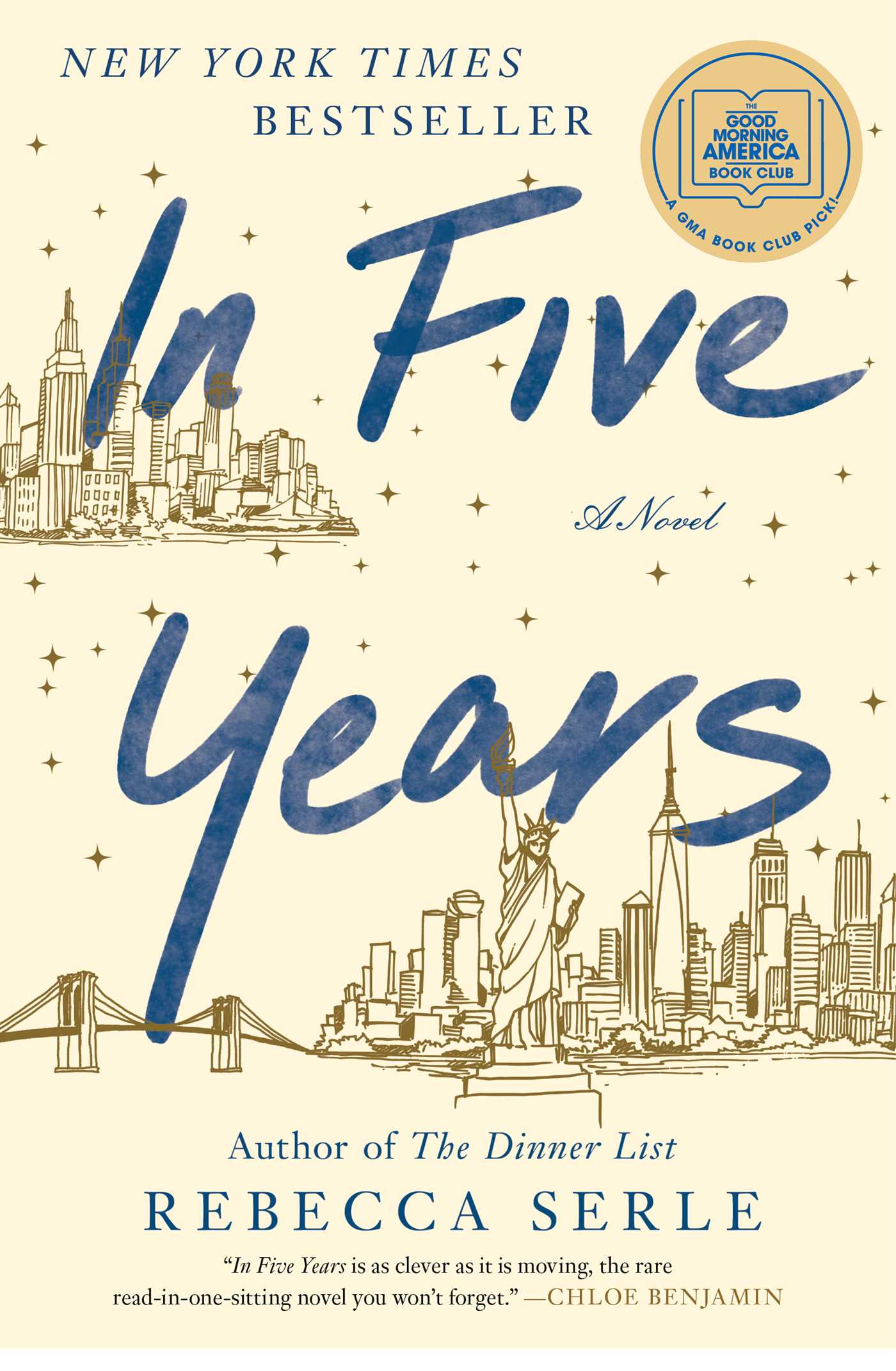 In Five Years : A Novel | Novel