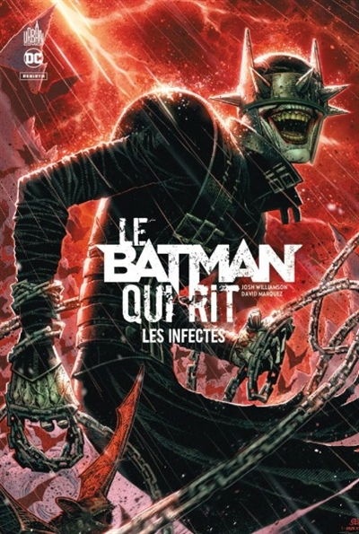 Le Batman qui rit : les infectés | 9791026826743 | BD adulte