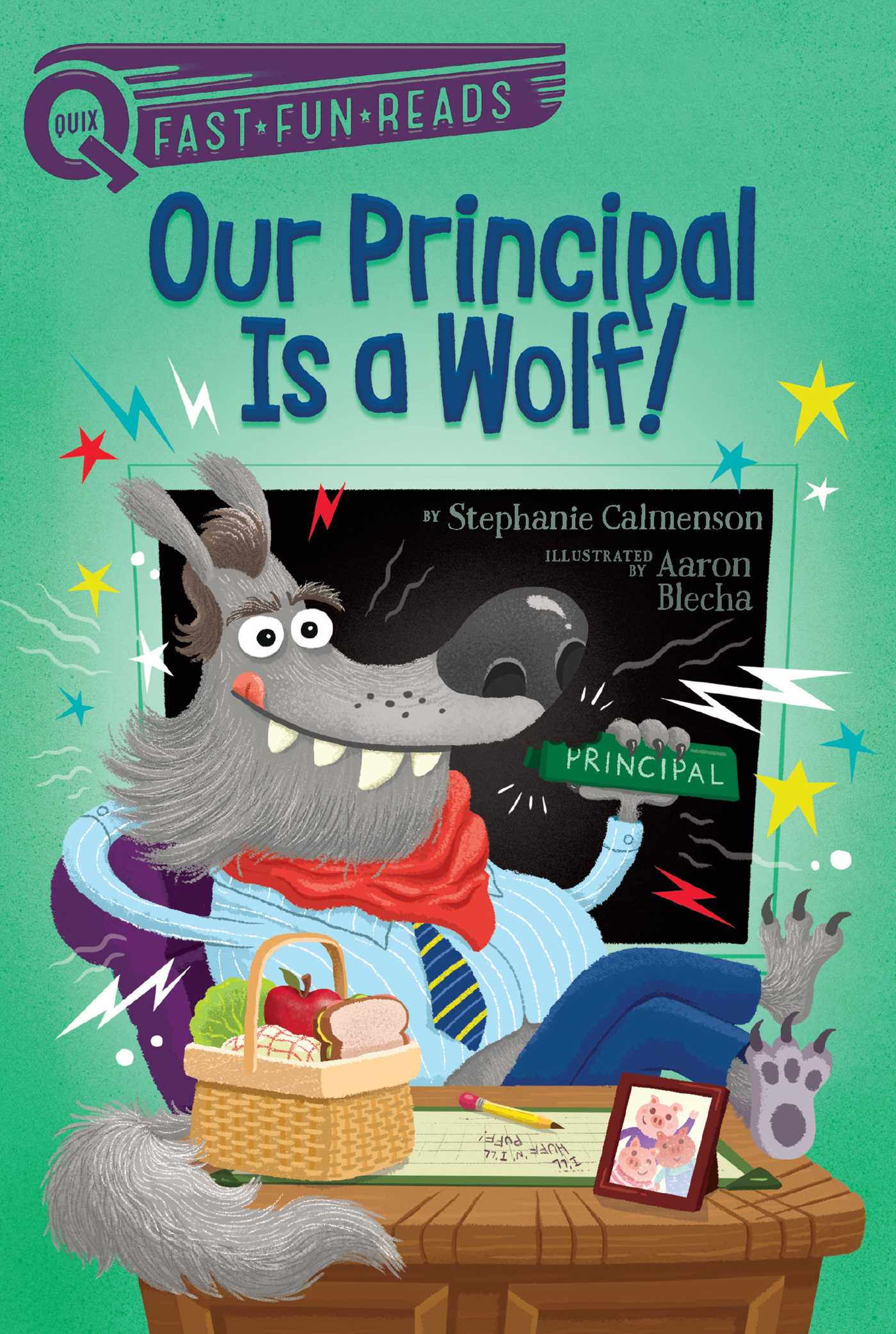 Our Principal Is a Wolf! | 6-8 years old