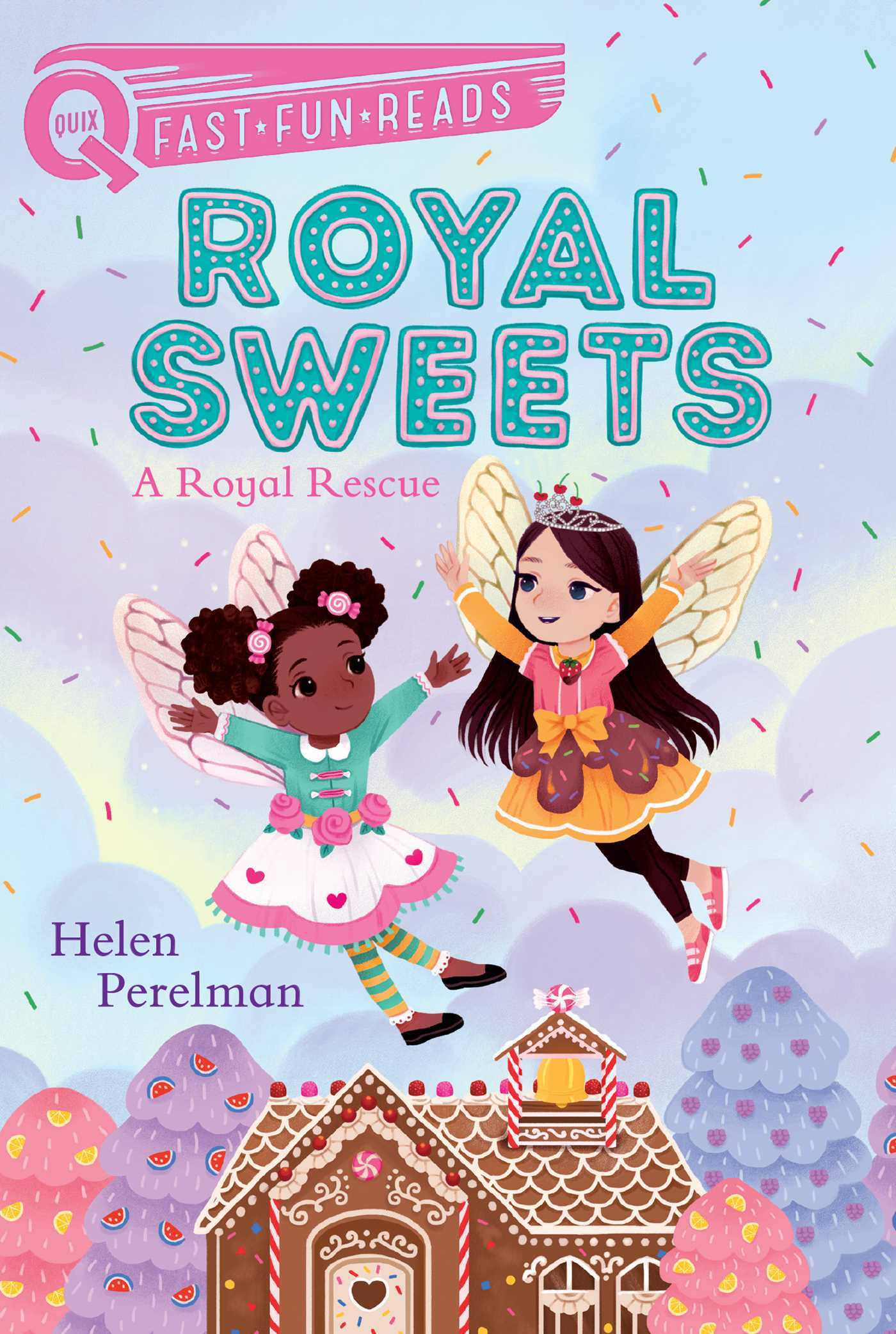 Royal Sweets T.01 - A Royal Rescue  | 6-8 years old