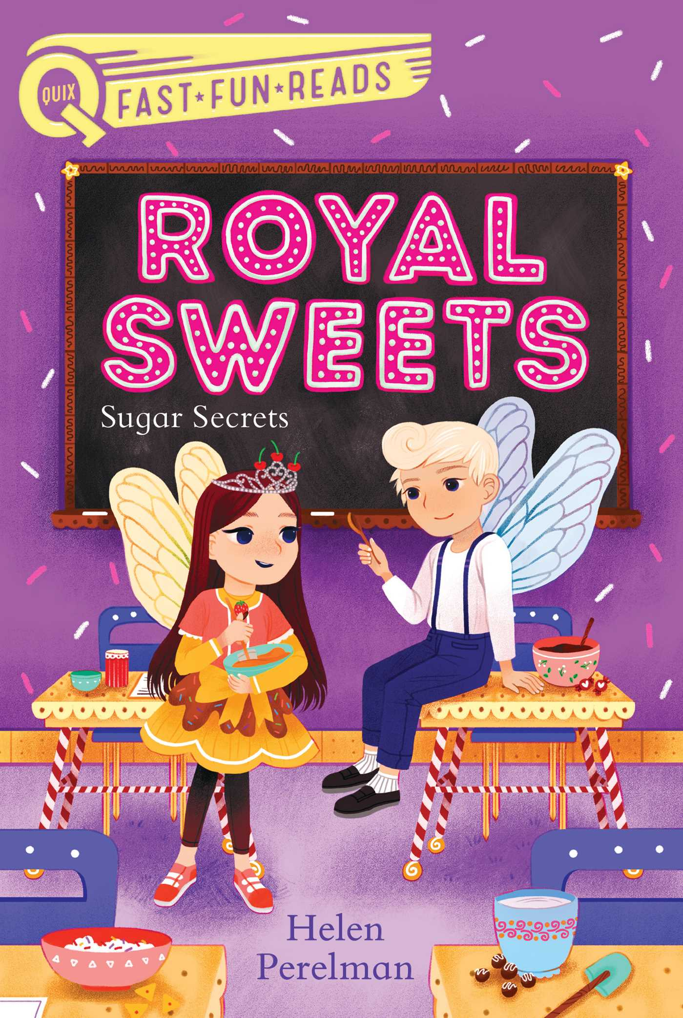 Royal Sweets T.02 - Sugar Secrets | 6-8 years old