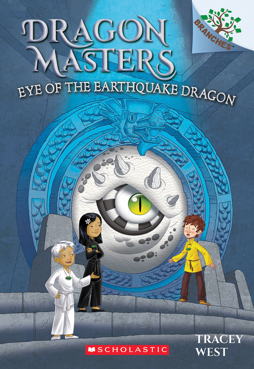 Dragon Masters T.13 - Eye of the Earthquake Dragon | 6-8 years old